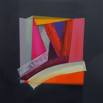 <strong>TURANDOT</strong>, oil on canvas 76 x 76cms